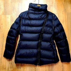 Mackage Assymetrical Lightweight Puffer Jacket
